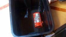 Wrackteile mit Rußspuren: Blackbox offenbart Rauch in Egypt-Air-Jet
