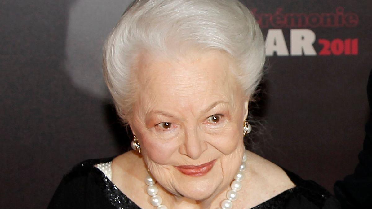 Olivia De Havilland Vom Winde Verweht