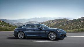Sichtbar mehr Sportlichkeit: Neuer Porsche Panamera feiert Weltpremiere