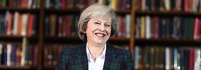 Rennen um Cameron-Nachfolge: Buchmacher sehen Frau als nächste Premierministerin