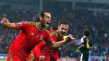 """Wichtigste Partie seit 1958: Wales verspricht Belgien ein """"Höllenspiel"""""""