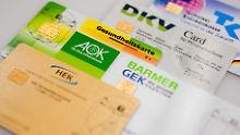Trial and error?: Viele Gesundheitskarten nicht mehr gültig
