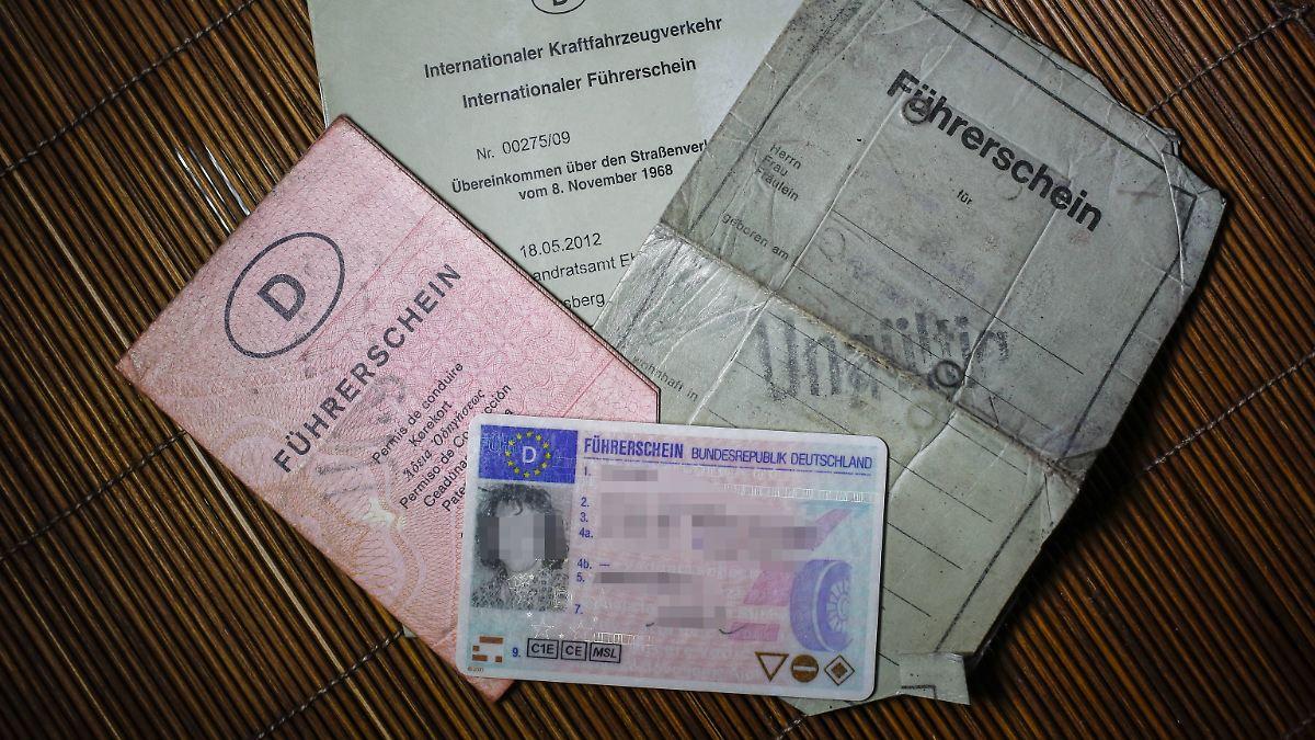 Führerschein Umtauschen Fristen
