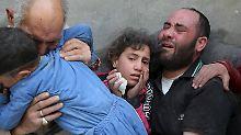 Folter und Hinrichtungen in Syrien: Amnesty: Rebellen quälen Zivilbevölkerung