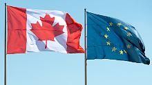 EU vollführt Kehrtwende: Bundestag darf doch über Ceta abstimmen