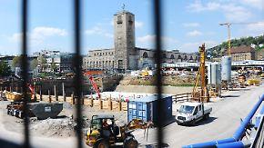 Umstrittenes Bahnprojekt: Kosten für Stuttgart 21 steigen auf zehn Milliarden Euro