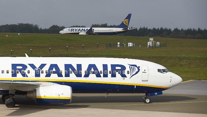Ryanair fürchtet - wie andere Fluglinien - die Folgen des Brexit.