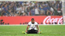 Die DFB-Elf in der Einzelkritik: Stolze Weltmeister am Rande der Verzweiflung