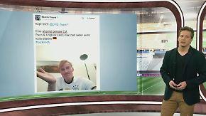 n-tv Netzreporter: So reagiert das Netz auf die DFB-Niederlage