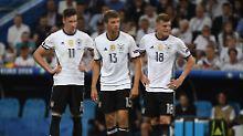 Spitzenverdiener Boateng: DFB-Spieler kassieren 2,3 Millionen Euro