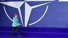 Nach Kritik an Raketenprogramm: Irans Regierung empört über Merkel