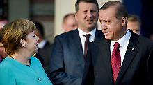 Keine Einigung im Incirlik-Streit: Erdogan lässt Merkel abblitzen