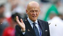 Invasion vorm Anpfiff des EM-Finals: Tausende Falter fallen ins Stade de France ein