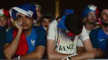Die Leere nach der EM-Ekstase: Frankreich trauert, Griezmann frustriert