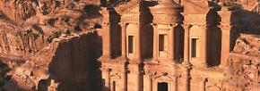 Jordaniens mystischer Ort: Petra - Wüstenstadt aus Fels und Sand
