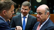 Strafen für Portugal und Spanien: EU will erstmals Bußgelder verhängen