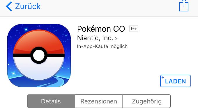 Pokemon Go Kommt In Deutschland An Article18184596