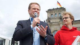 Sitzt seit 2005 im Bundestag: der SPD-Abgeordnete Frank Schwabe.