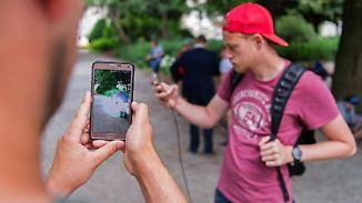 Zwischen digitaler und wirklicher Welt: Pokémon Go sammelt fleißig Daten über Monsterjäger