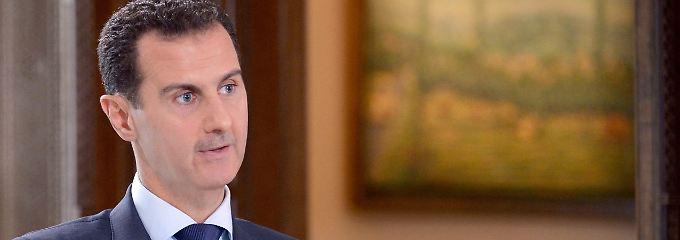 Hat die Armee von Syriens Machthaber Baschar al-Assad Giftgas eingesetzt? Die UN sind davon überzeugt.