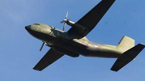 Transall-Maschinen in Uganda gelandet: Bundeswehr evakuiert deutsche Staatsbürger aus dem Südsudan