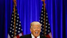 Nominierungsparteitag in Cleveland: Trumps Krönung darf nicht misslingen