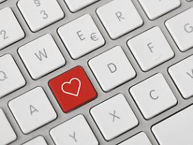Achtung! Online-Dating hat Suchtpotenzial.