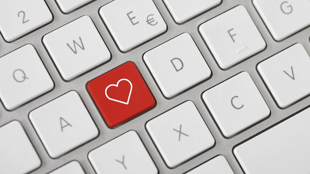 Online-Dating tut weh