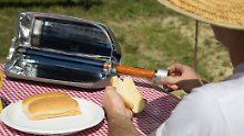 Heiße Würste durch Sonnenschein: Solar-Brater für Hotdogs vorgestellt