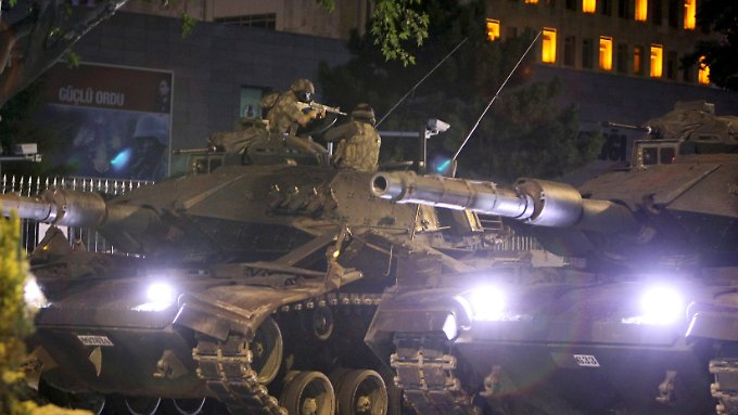 Tausende Militärangehörige waren nach dem Putschversuch im Juli festgenommen worden.