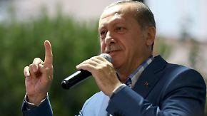 """Auf dem Weg zum Alleinherrscher: """"Erdogan ist vom Pfad der Demokratie abgekommen"""""""