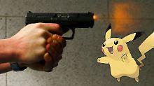 Fast tödliches Missverständnis: Mann schießt auf Pokémon-Go-Spieler