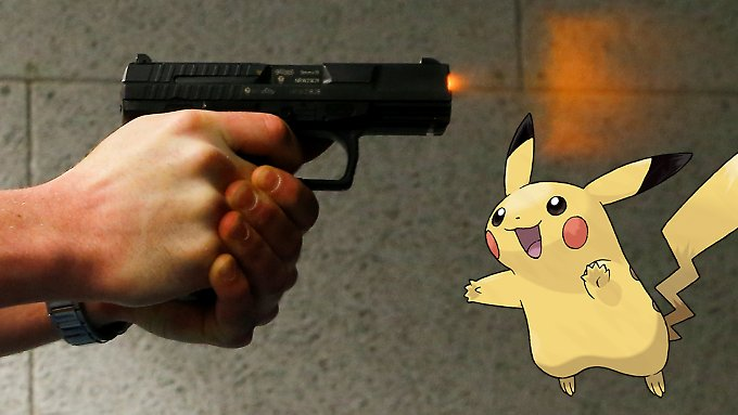 In den USA sollten sich Pokémon-Go-Spieler besser nicht nachts in Wohngegenden rumtreiben.