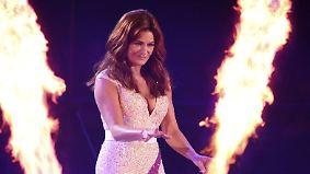 Promi-News des Tages: Andrea Berg erleidet Verbrennungen bei Konzert