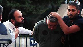 """Türkei erwägt Einführung der Todesstrafe: Erdogans """"Säuberungsaktion"""" dauert an"""