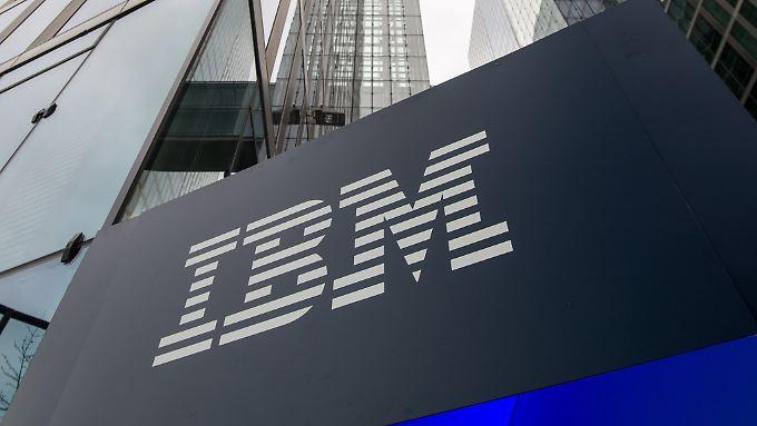 IBM befindet sich derzeit im Umbau.