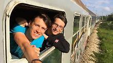 Mit Rucksack und Neugier unterwegs: Interrail verbindet Europas Jugend