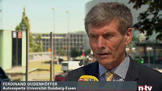 """""""Man will extremes Exempel statuieren"""": New Yorker Generalstaatsanwalt nimmt VW-Chef Müller ins Visier"""