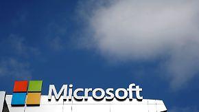 Gratis-Upgrade auf Windows 10: Computer-Urgestein Microsoft schwebt auf der Cloud