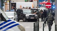 Terror-Alarm in Brüssel: Mann in Mantel löst Großeinsatz aus