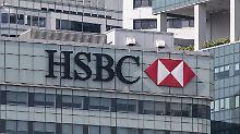 Asiengeschäft macht's möglich: HSBC beeindruckt mit hohem Gewinn