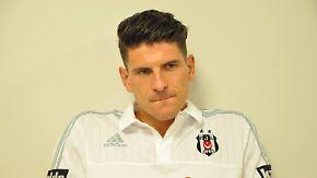 """""""Grund ist die politische Situation"""": Mario Gomez verlässt Besiktas Istanbul"""