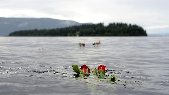 Auf der Insel Utøya ermordete Breivik 69 Menschen, 8 weitere starben bei dem Bombenanschlag in Oslo.