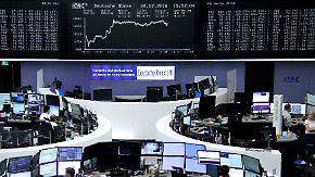 Brexit, Terror, Putschversuch, Ukrainekrise: Finanzmärkte von politischen Turbulenzen unbeeindruckt