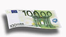 Kirchen, Kioske, Kneipen: Wo Euro-Blüten überall auftauchen