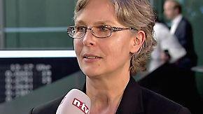 Geldanlage-Check: Gabriele Widmann, DekaBank