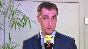 15. Juli zu türkischem Gedenktag erklärt: Özdemir: Keine weiteren EU-Beitrittsverhandlungen mit der Türkei