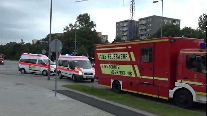 Schießerei in München: So reagieren Einsatzkräfte und Krankenhäuser im Katastrophenfall