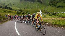 Letzte Alpenetappe gewinnt Spanier: Froome steht vor drittem Tour-Gesamtsieg