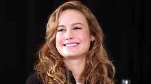 """Nenn mich Captain Marvel"": Brie Larson wird Superheldin"